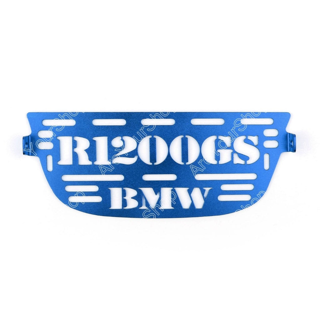 Motorcycle Aluminium Oil Cooler Guard Fit For Bmw R1200Gs R 1200 Gs Blue