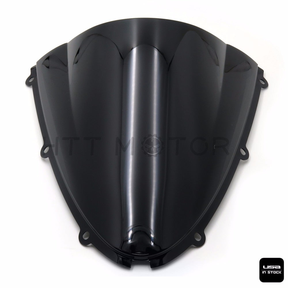 Windshield WindScreen Double Bubble Kawasaki ZX6R 05-08 ZX10R 2006-2007