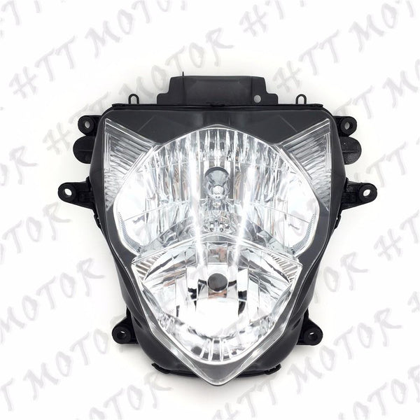 Front Headlight Lamp Assembly Amber For 2011-2013 2012 Suzuki GSXR600 GSXR750
