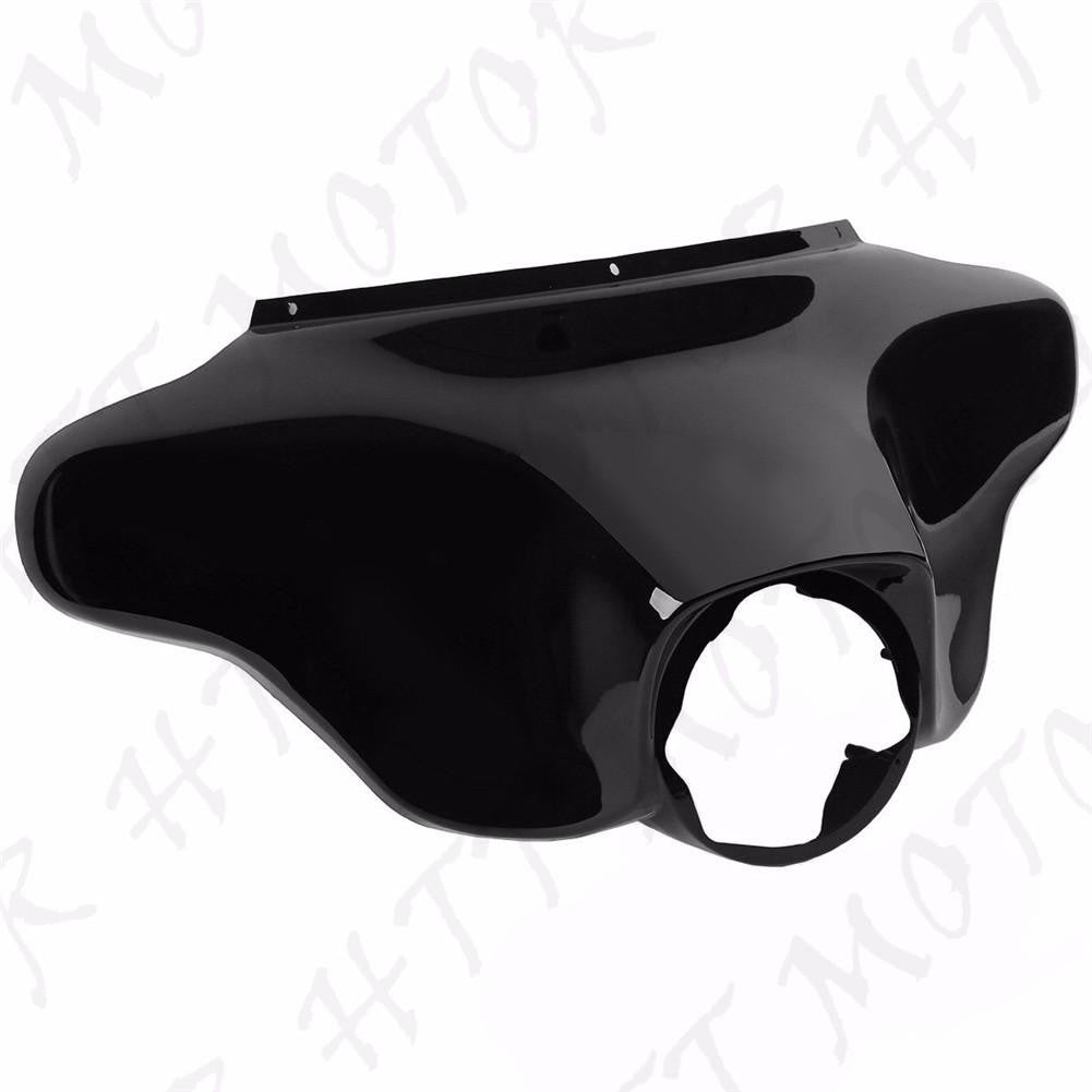 Front Outer Batwing Upper Fairing Cowl For Harley Touring FLHT '96-'13 Unpainted