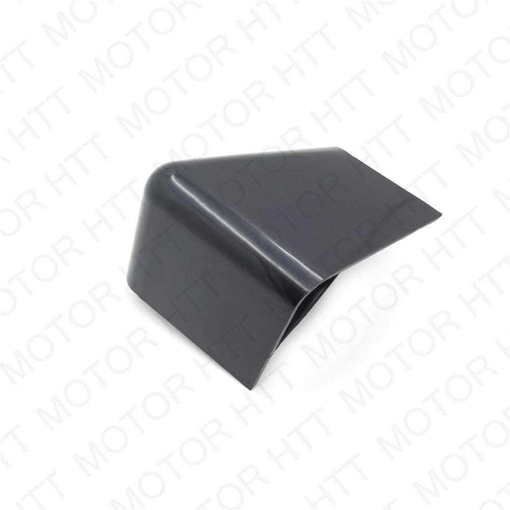 HTT- Left Side extended saddlebag block off Plug For Harley Touring 1994-2013