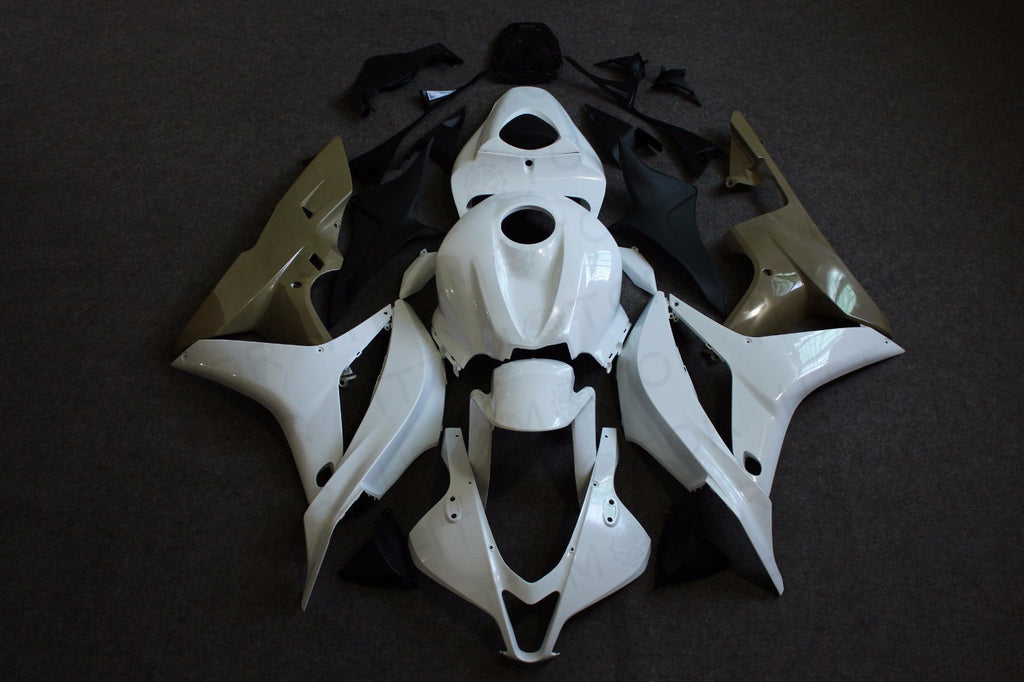 Unpainted For Honda CBR600RR (F5) 2007-2008 Fairing Plastic Bodywork Kit