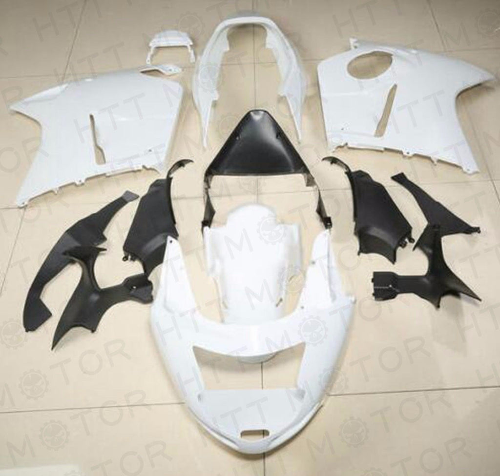 Fairing Fit for Honda1996-2007 CBR1100XX Injection Unpainted White Plastic