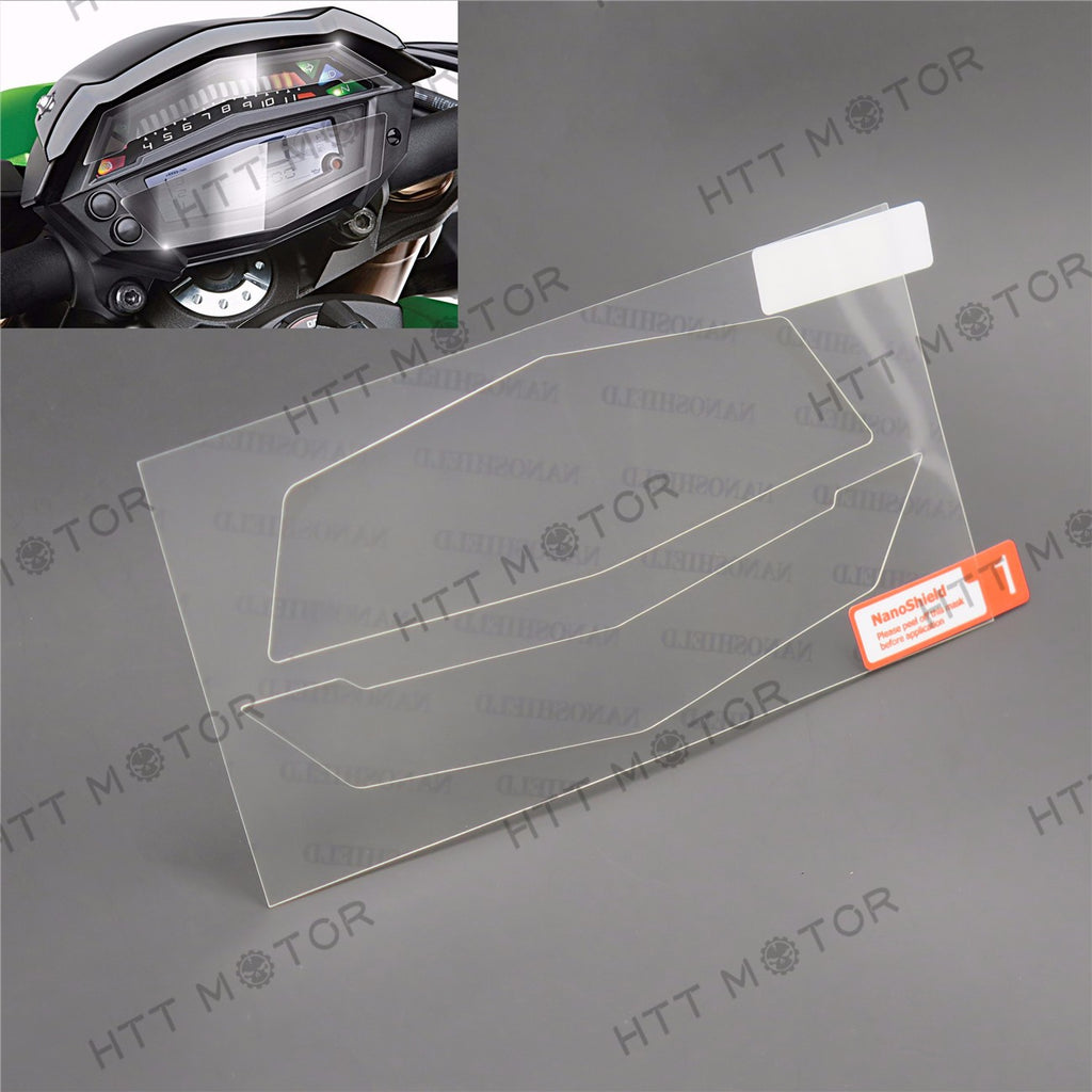 HTTMT- Cluster Scratch Protection Film / Shield for Kawasaki Z1000 2016