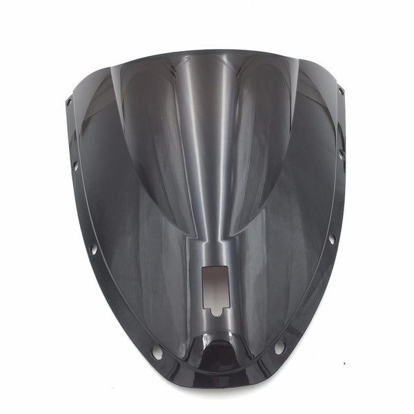 HTT Motorcycle Smoke Black Abs Windshield Windscreen For 2003 2004 Ducati 749 999