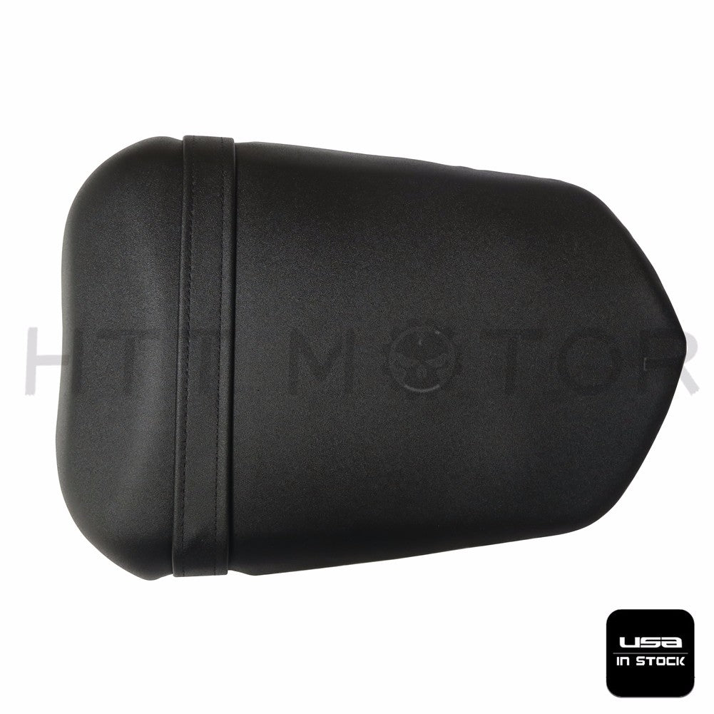 HTTMT- US Stock Pu Leather Passenger Rear Seat Pillon Cover For Yamaha 2004-2006 YZF R1