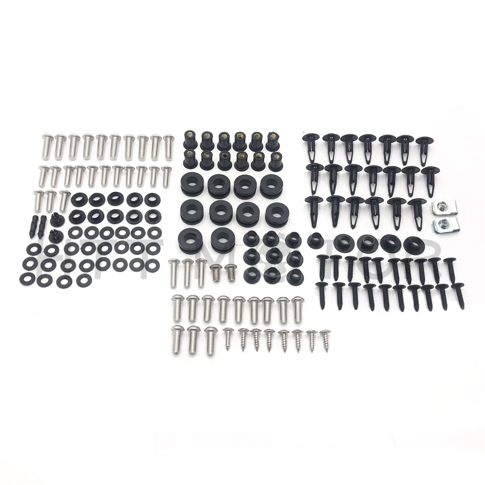 Motorcycle Complete Fairing Bolt Kit Body Screws For Honda CBR1000RR 2006-2007