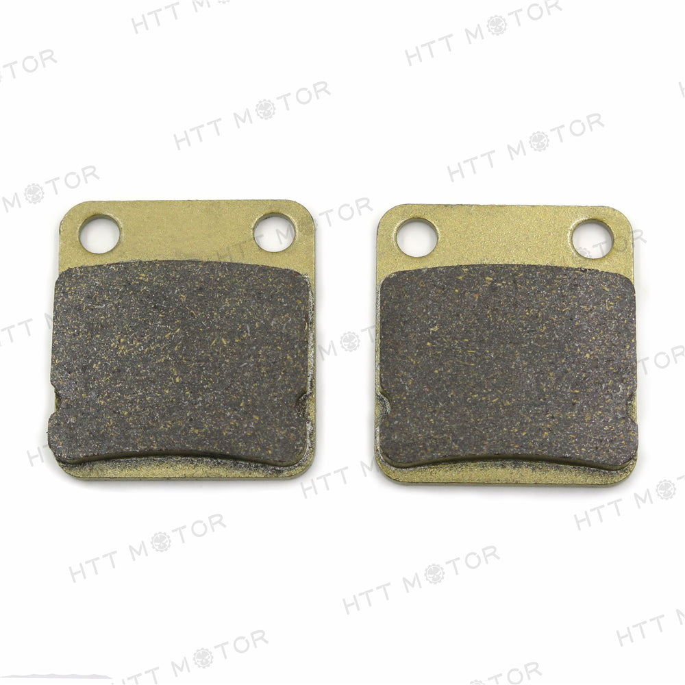 HTTMT Disc Brake Pad Set For Yamaha YFM350FA Bruin 350 YFM125R Raptor 125R -FA54