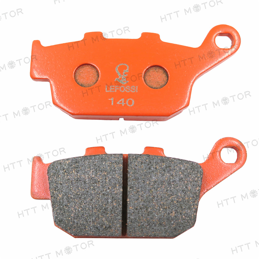 HTTMT- Carbon Ceramic Brake Pads for Honda CB400F CB-1 Honda CB500F ABS NC700X  NT650 Hawk GT -FA140