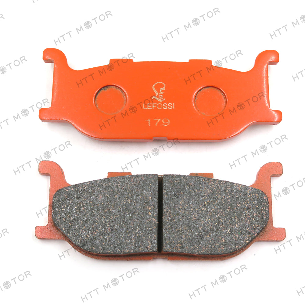 HTTMT- Carbon Ceramic Brake Pads for Yamaha SR400 XVS650 V-Star -FA179
