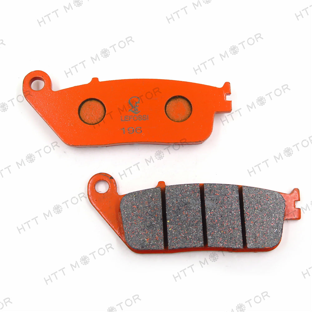 HTTMT- Carbon Ceramic Brake Pads for Honda CB500F CBR1000F CTX1300 Deluxe -FA196