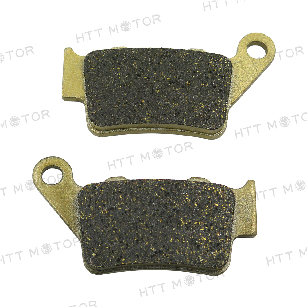 HTTMT Disc Brake Pad Set For HUSABERG All Models VERTEMATI 495 KTM 690 Enduro R -FA208 FA213