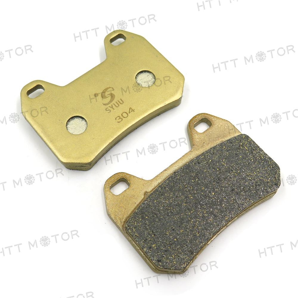 HTTMT Disc Brake Pad Set For BMW-FA304