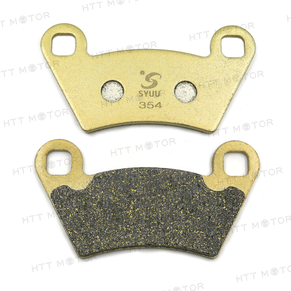 HTTMT Disc Brake Pad Set Front/Rear For POLARIS 500 Ranger(EFI) POLARIS SIDE X SIDE-FA354