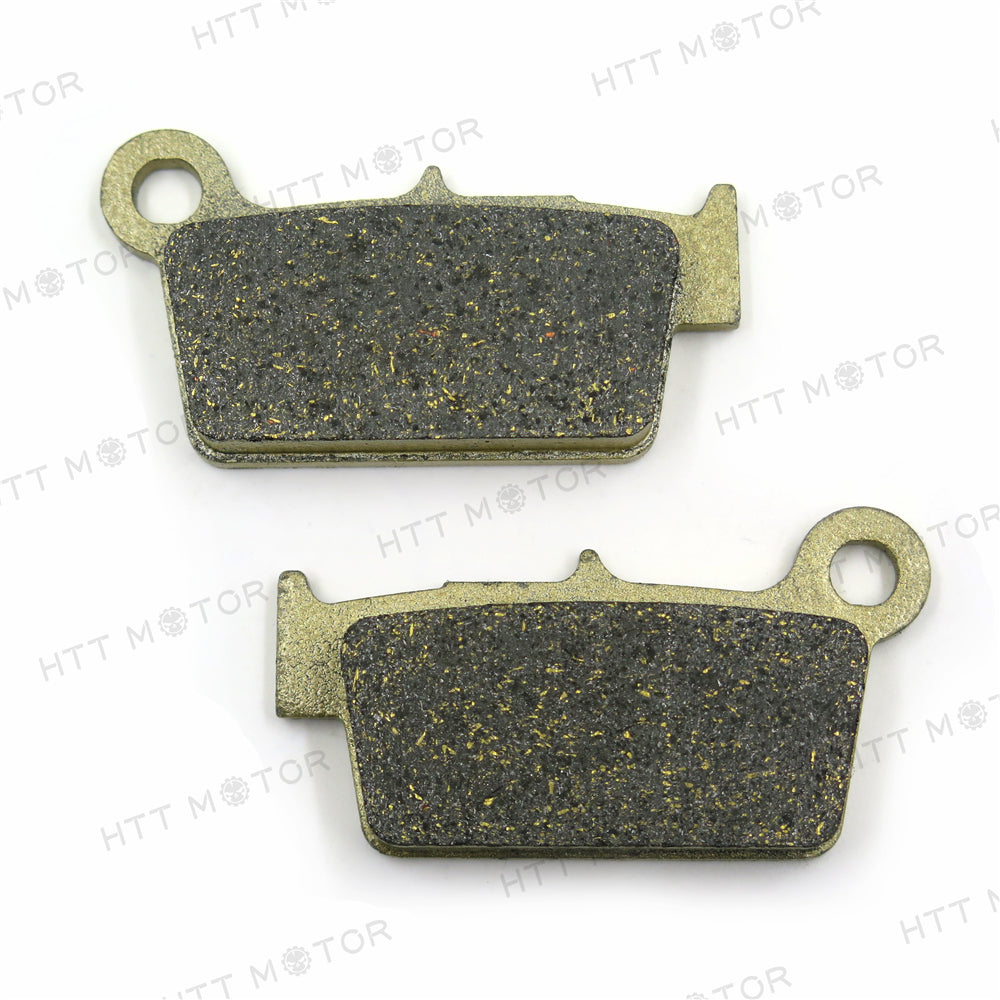 HTTMT Disc Brake Pad Set For YAMAHA DIRT YZ 250 R YAMAHA DIRT WR 250 XZ (Supermotard)-FA367