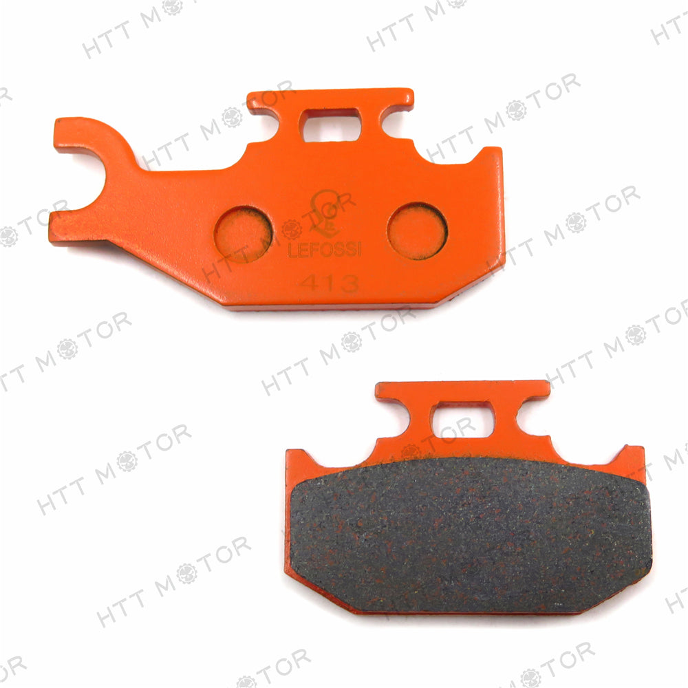 HTTMT- Carbon Ceramic Brake Pads for Suzuki LT-A400 KingQuad LT-A400F -FA413