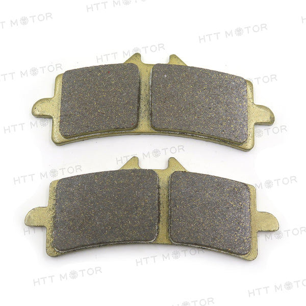 HTTMT Disc Brake Pad Set For Ducati 1098 S Tricolor Ducati 1199 Panigale Tricolore -FA447