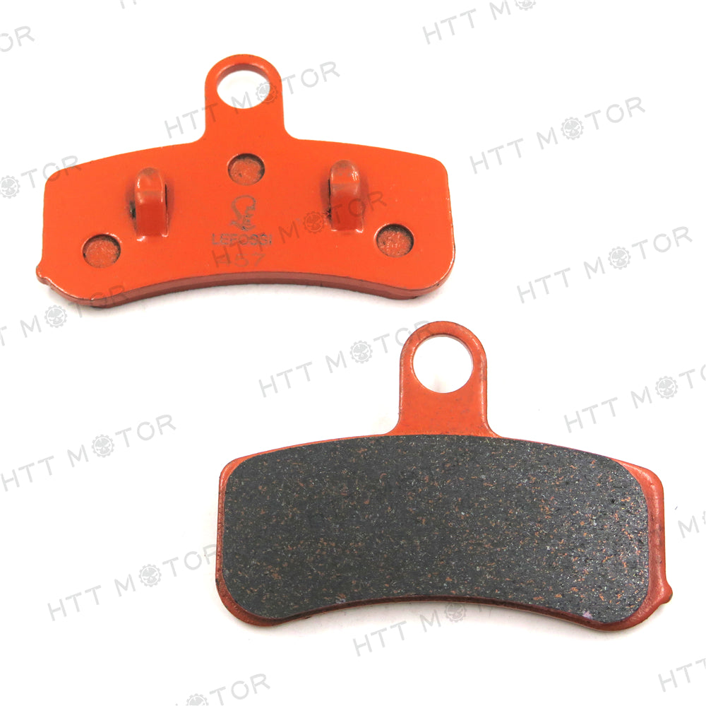HTTMT- Carbon Ceramic Brake Pad for Harley FLD Dyna Fat Boy Low Rider Super Glide-FA457