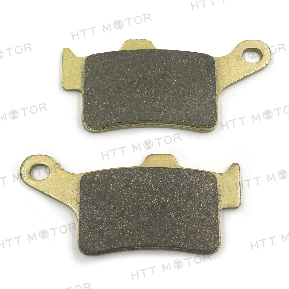 HTTMT Disc Brake Pad Set For CAN-AM-FA631