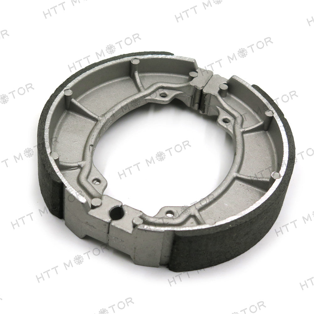 HTTMT Rear Brake Shoe For Honda TRX200 FL250 Odyssey-H306