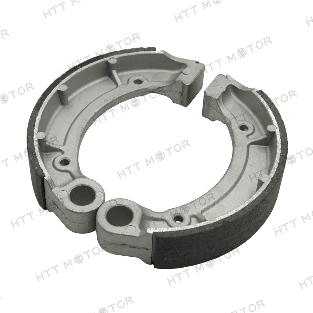HTTMT Brake Shoe for Yamaha YFM250B Big Bear YFM400A Kodiak -Y532