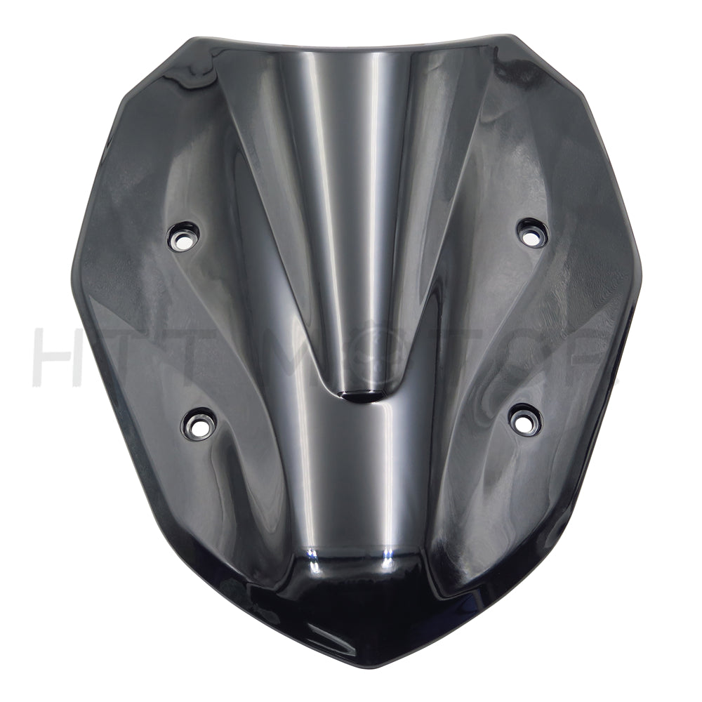 New Racing Windscreen Windshield Shield for BMW S1000XR Black
