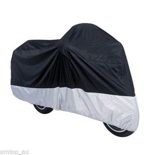 Waterproof/ UV resistant/Breathable/washable/ Polyester Protection Cover fit for universal motorcycle
