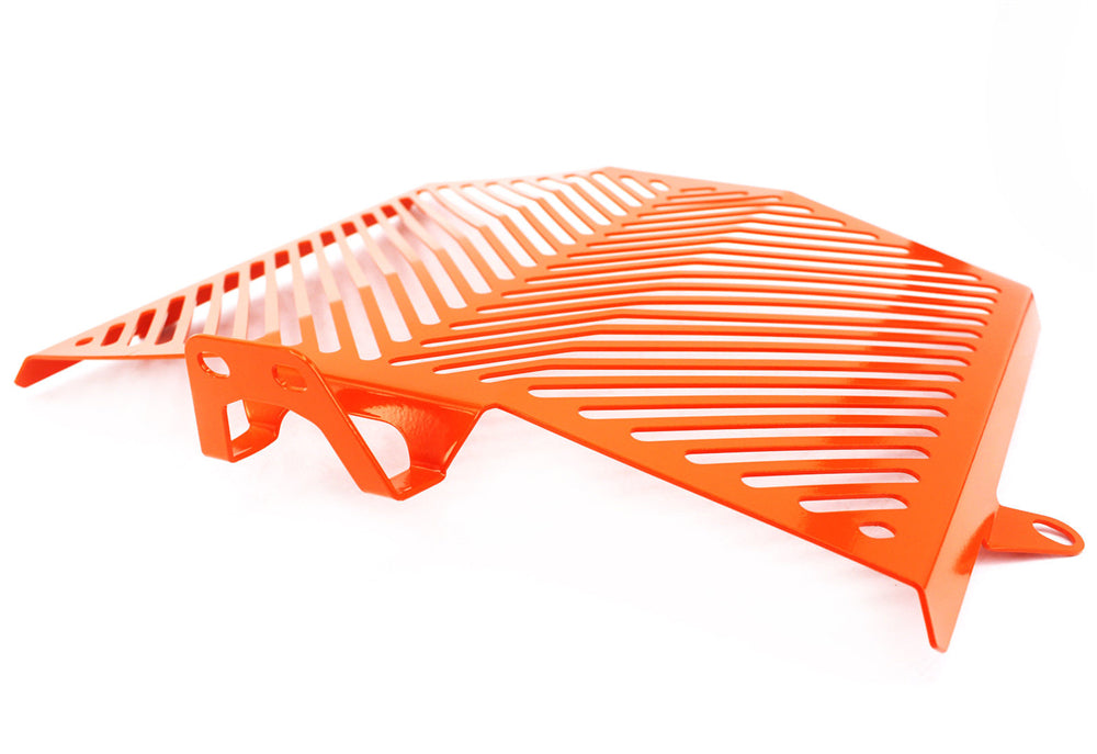 HTTMT For KTM 1050 1190 1290 Adventure 13-17 Radiator Grille Guard Cover Protector Orange