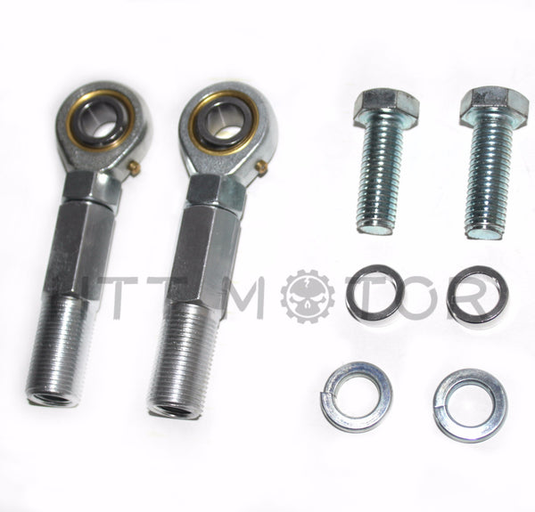 "HTTMT- For 1989-1999 Harley Davidson Softail Adjustable Rear Lowering Kit 1""-2 "" 89 99"