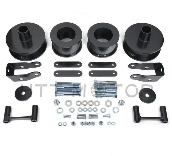"HTTMT- For 2007-2016 Jeep Wrangler JK 3"" Front + 3"" Rear Full Lift Kit + Shock Extender"