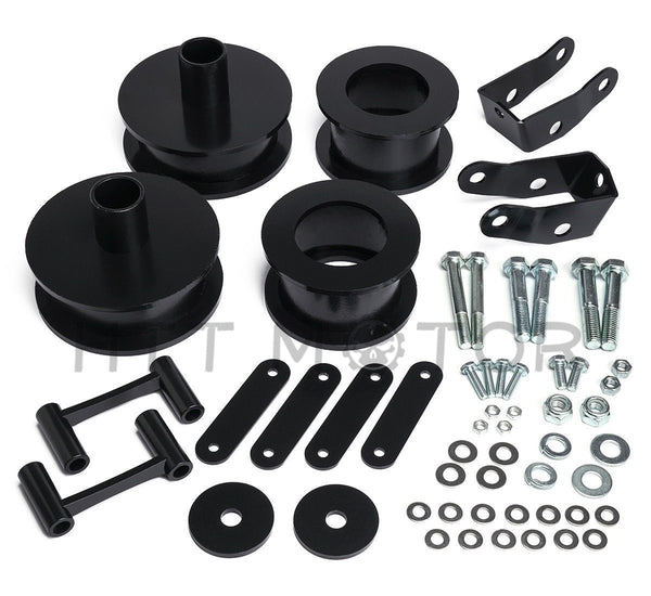 "HTTMT- For 2007-2016 Jeep Wrangler JK 2.5"" Full Lift Kit Suspension Spacer Leveling Kit"
