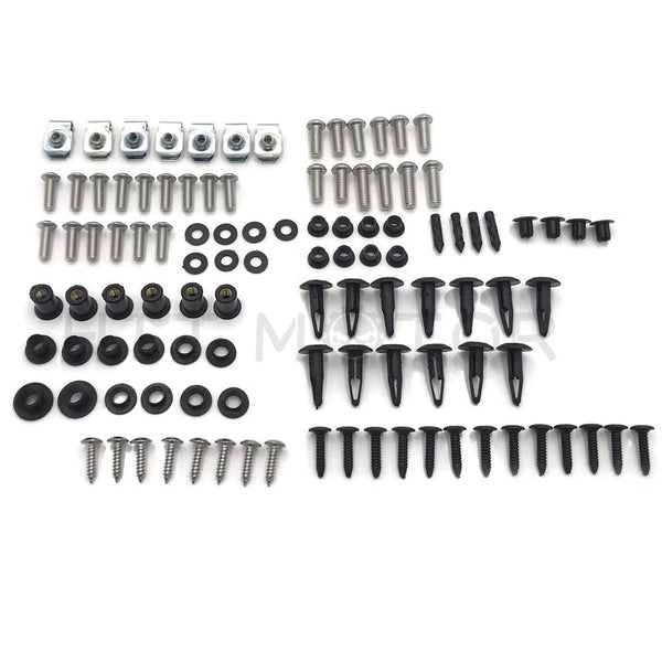 Complete Fairing Bolt Kit Stainless Body Screws for SUZUKI 2005 2006 GSXR 1000