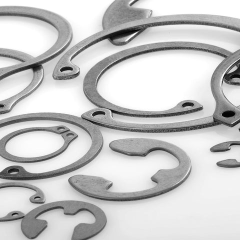 Retaining Rings Market reference: Prospect Fasteners , G.L. Huyett , Motion solutions , Express components , McGuire Bearing Company