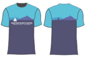 Adaptive Sports Center Versatek T-Shirt