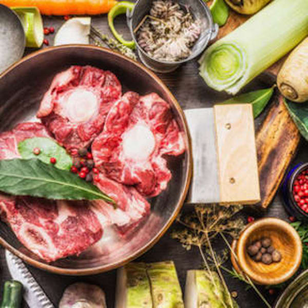 Organic Bone Broth | Why You Should Start Drinking and Cooking With It Today