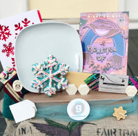 Holiday Gift Box and Subscription Box for families to spread kindness and spend time together.
