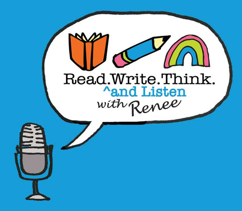 Read WRite Think with Renee Raising Global Citizens Podcast