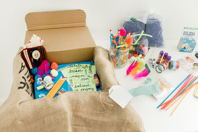 SOLD OUT- Back To School Box(September 2019)