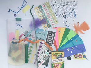 Bookmark Fairy Kit