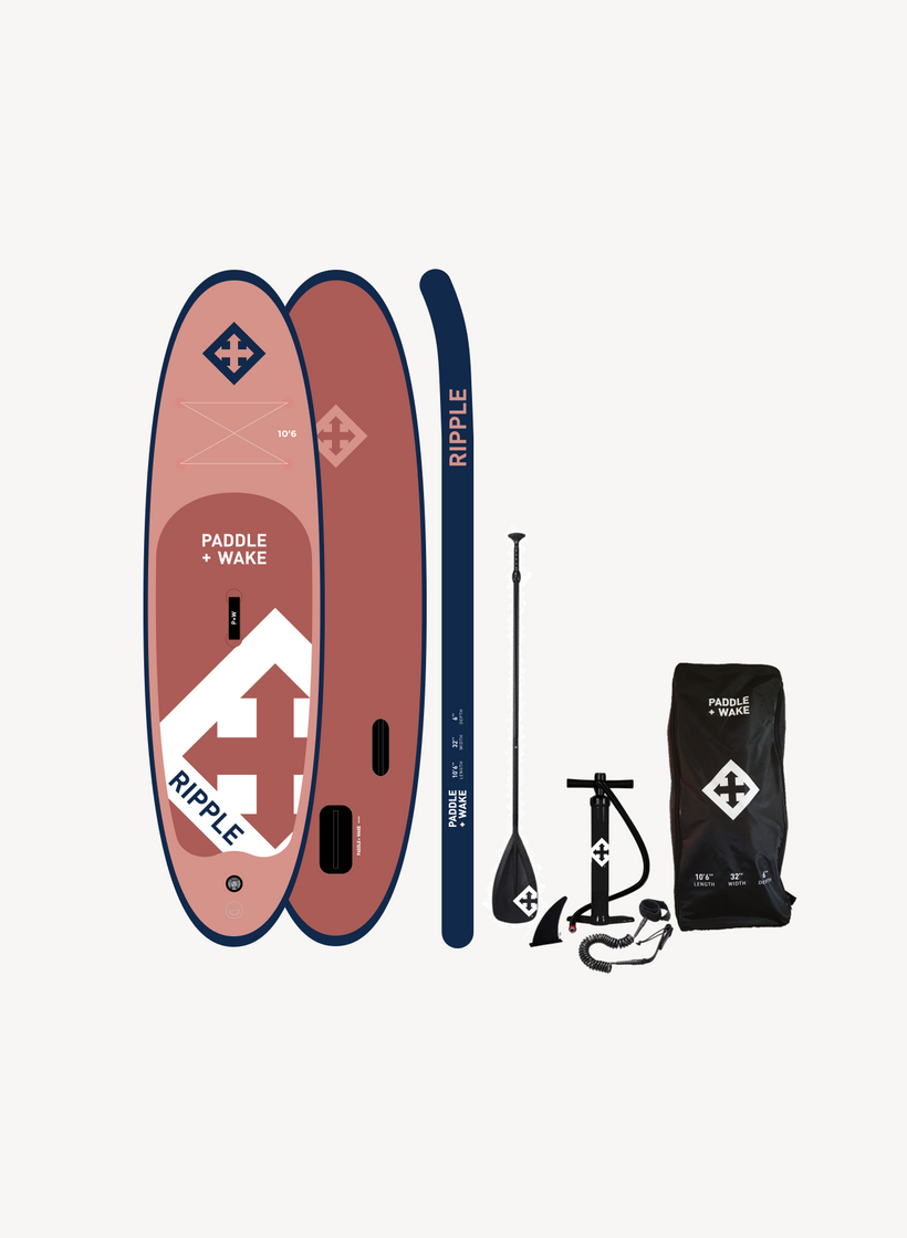 Ripple Pink 10'6 Inflatable Paddle Board