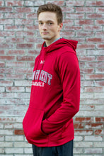 UA® Versa Twill Armour Fleece Hood
