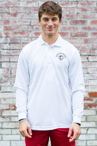 Core 365 Performance Pique Polo Long Sleeve