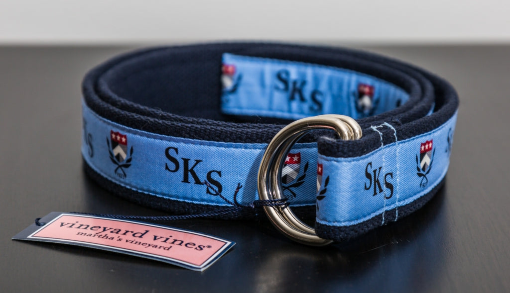 Vineyard Vines® D-Ring Belt