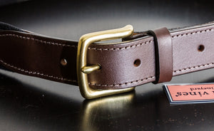 Vineyard Vines® Canvas Leather Belt