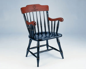 Wooden Captain's Chair or Rocker