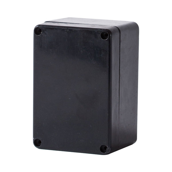 GRP Terminal Box 75 x 110 x 60 Black IP68