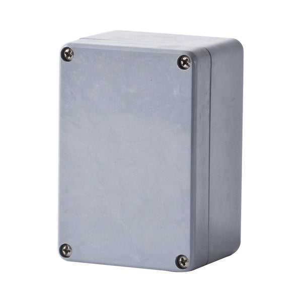 GRP Terminal Box 75 x 110 x 60 Grey IP68