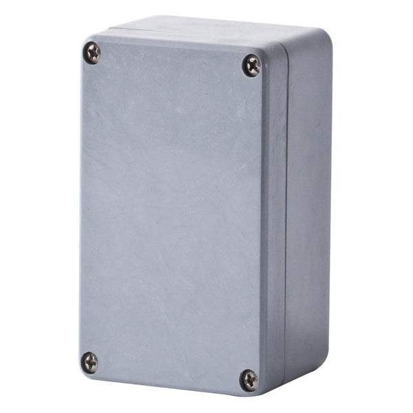 GRP IP68 Grey Terminal Enclosure 75H x 190W x 60D