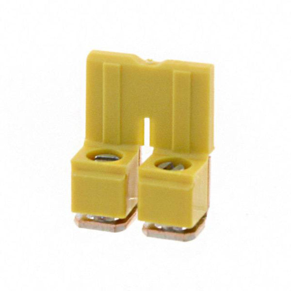 Cross Connector to suit 6mm W-Series Terminals, 2 Way - WQV 6-2