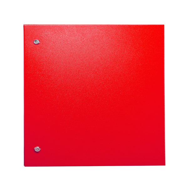 Electrical Enclosure 800 H x 800 W x 300 D IP66 Fire Service Red